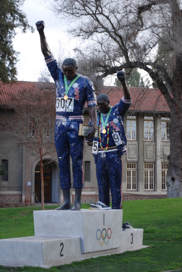 Olympic History @ SJSU  (San Jose, CA; Jan2009)