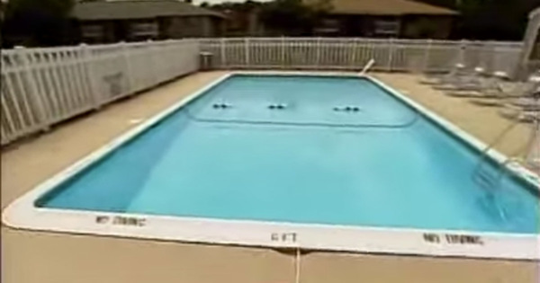 Man drunknade i pool