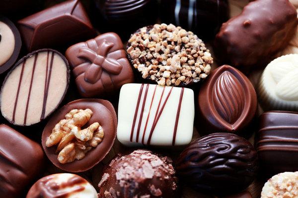 vad är choklad