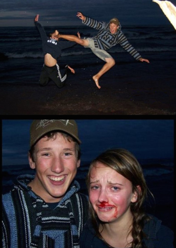 Family-picture-gone-wrong-kick
