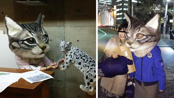 cat-head-mask-needle-felt-housetu-sato-japan-school-wool-art-9