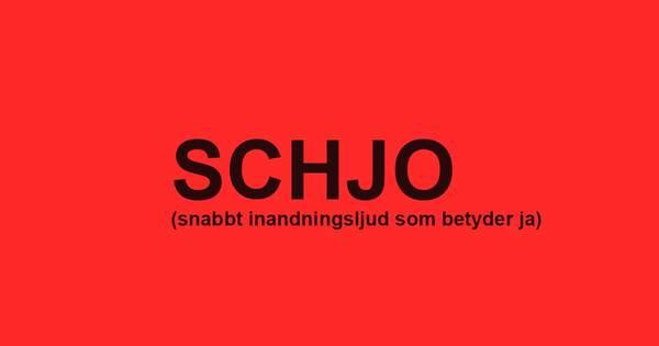 schjo