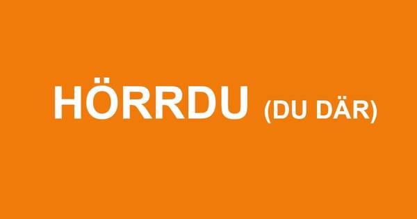 horrdu