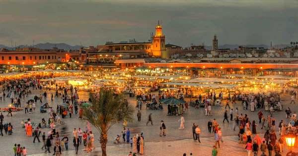 2.Marrakech