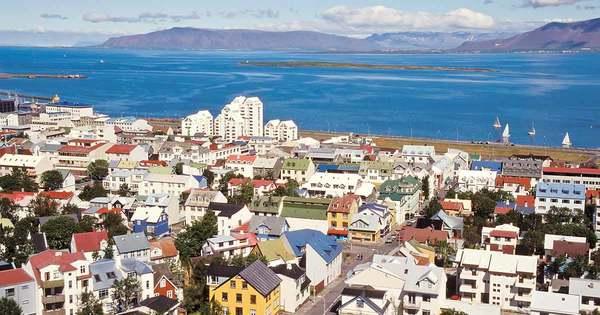 24.Reykjavik