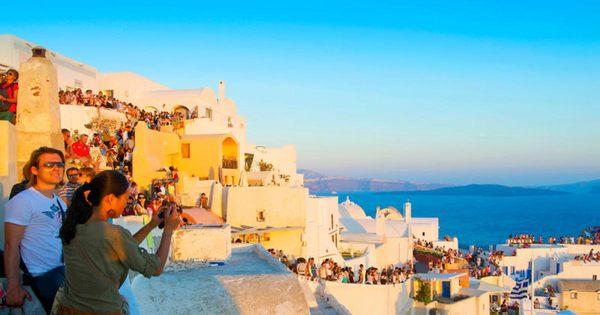 Santorini!!