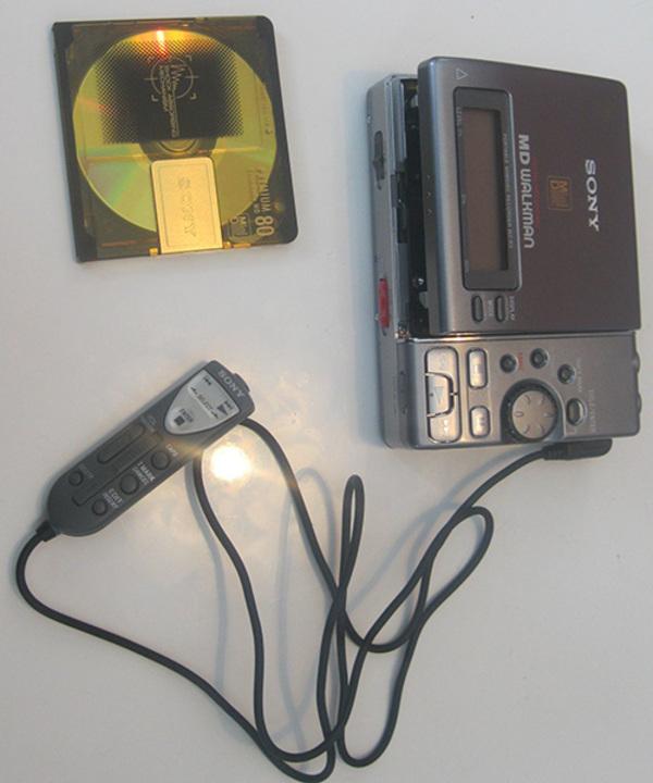 Walkman!