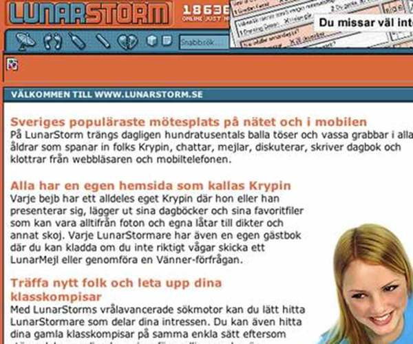 Lunarstrom