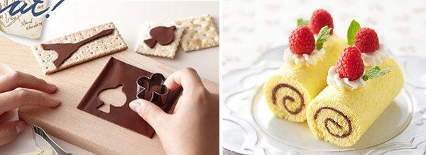 chocolate slice 6