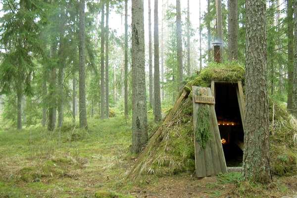 swedish hut 1