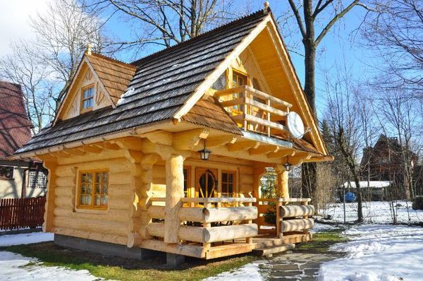 Little Log House Company