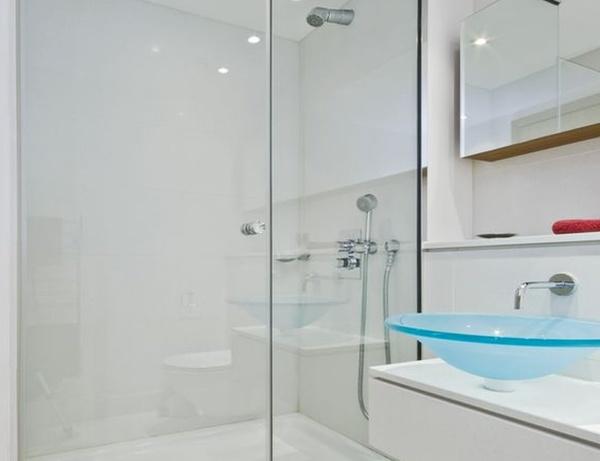 göra rent duschkabin ättika