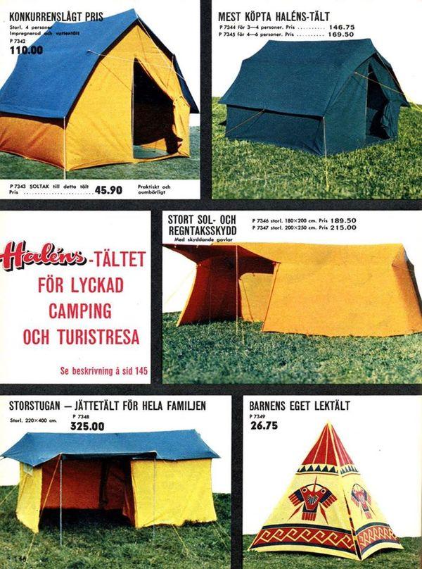 12 saker från 6070 talets campingsemestrar våra barn aldrig