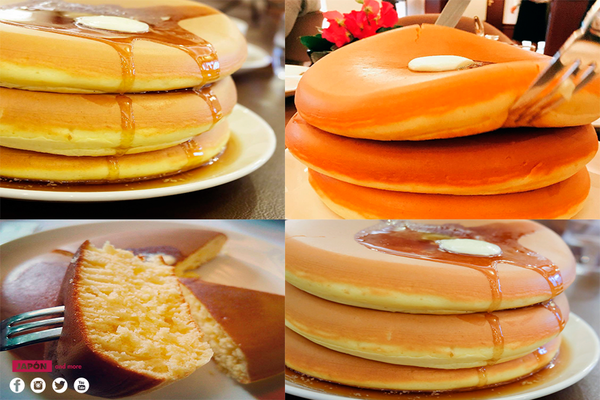 Recipe how to make authentic japanese pancakes japon and more facebook ccuart Choice Image