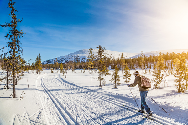 Suomi talvi