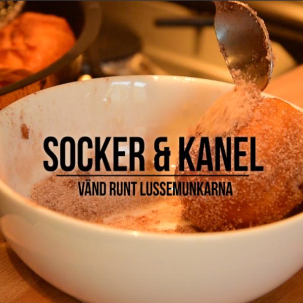 Socker & Kanel