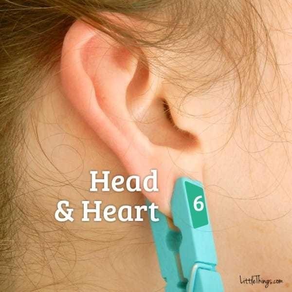 Dolor de cabeza y el corazón