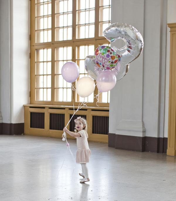 H.K.H. Prinsessan Leonore 3 år