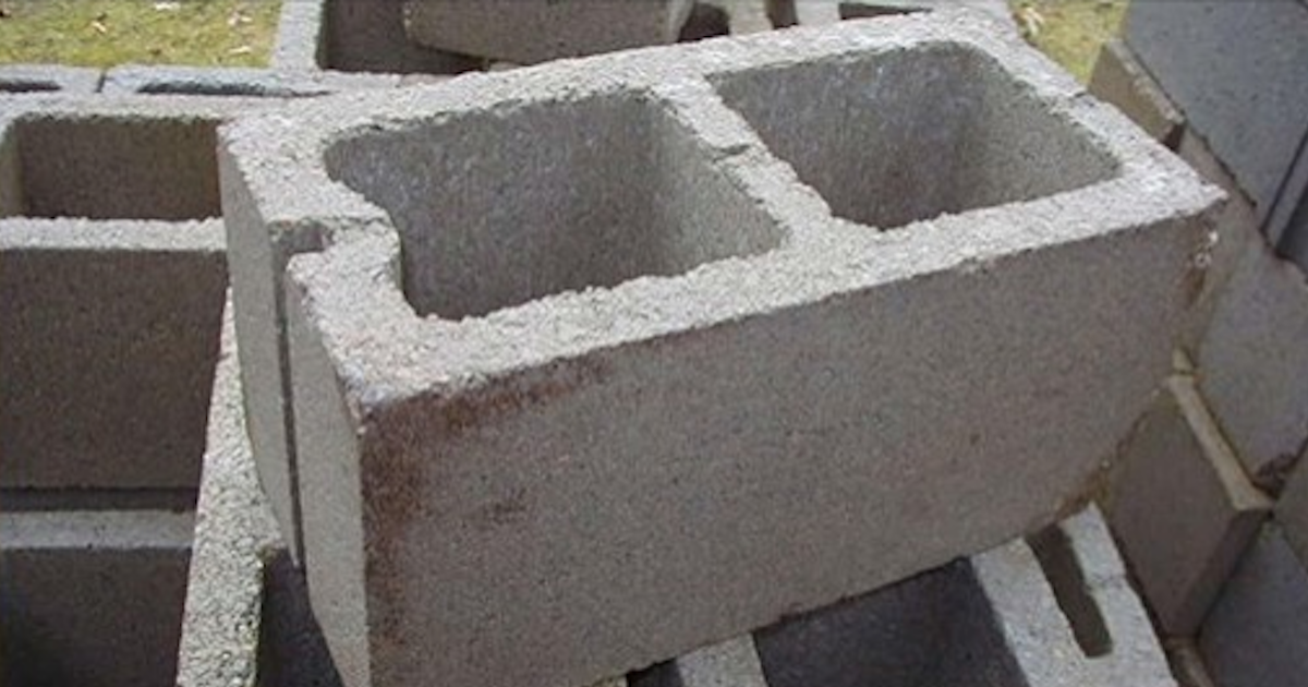 13 brillantes ideas demuestran que los bloques de hormig n for Bloques de hormigon baratos