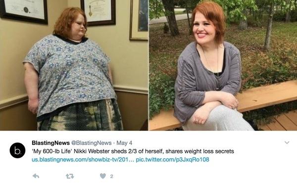 Această femeie a scăpat de 206 kilograme în doi ani – Priviţi cum arată ea astăzi