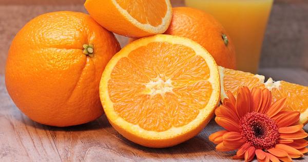 kalorier i en mandarin